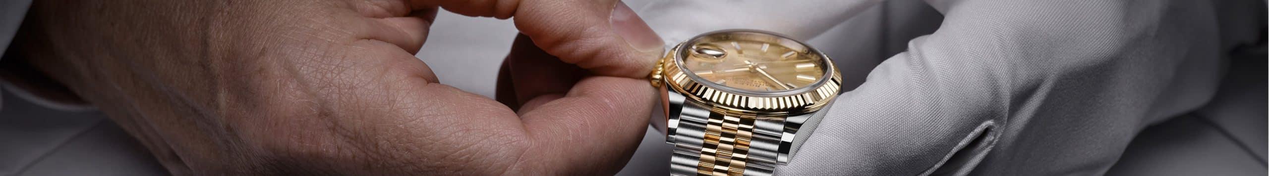 Servicing your Rolex
