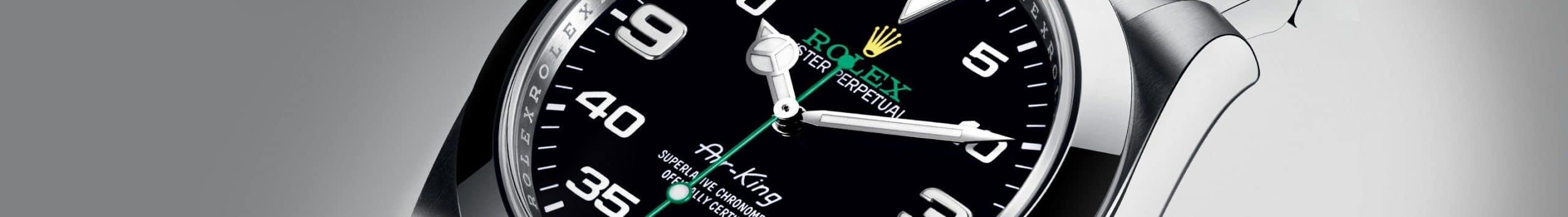 Guides de l'utilisateur ROLEX AIR-KING