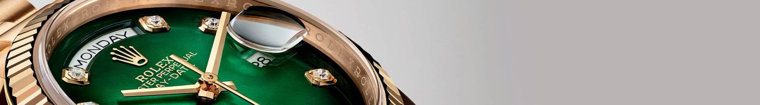 Guides de l'utilisateur Rolex Day-Date