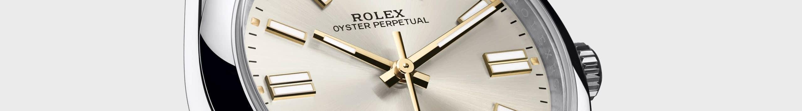 Guides de l'utilisateur Rolex OYSTER PERPETUAL