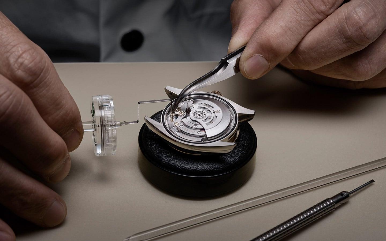 rolex-servicing-procedure-precision-test